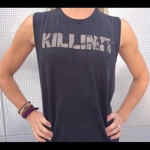 """💪🏻 Lululemon """"KILLINIT"""" muscle tank"""